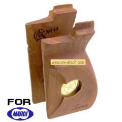 BioH Wood grip for Marui DE